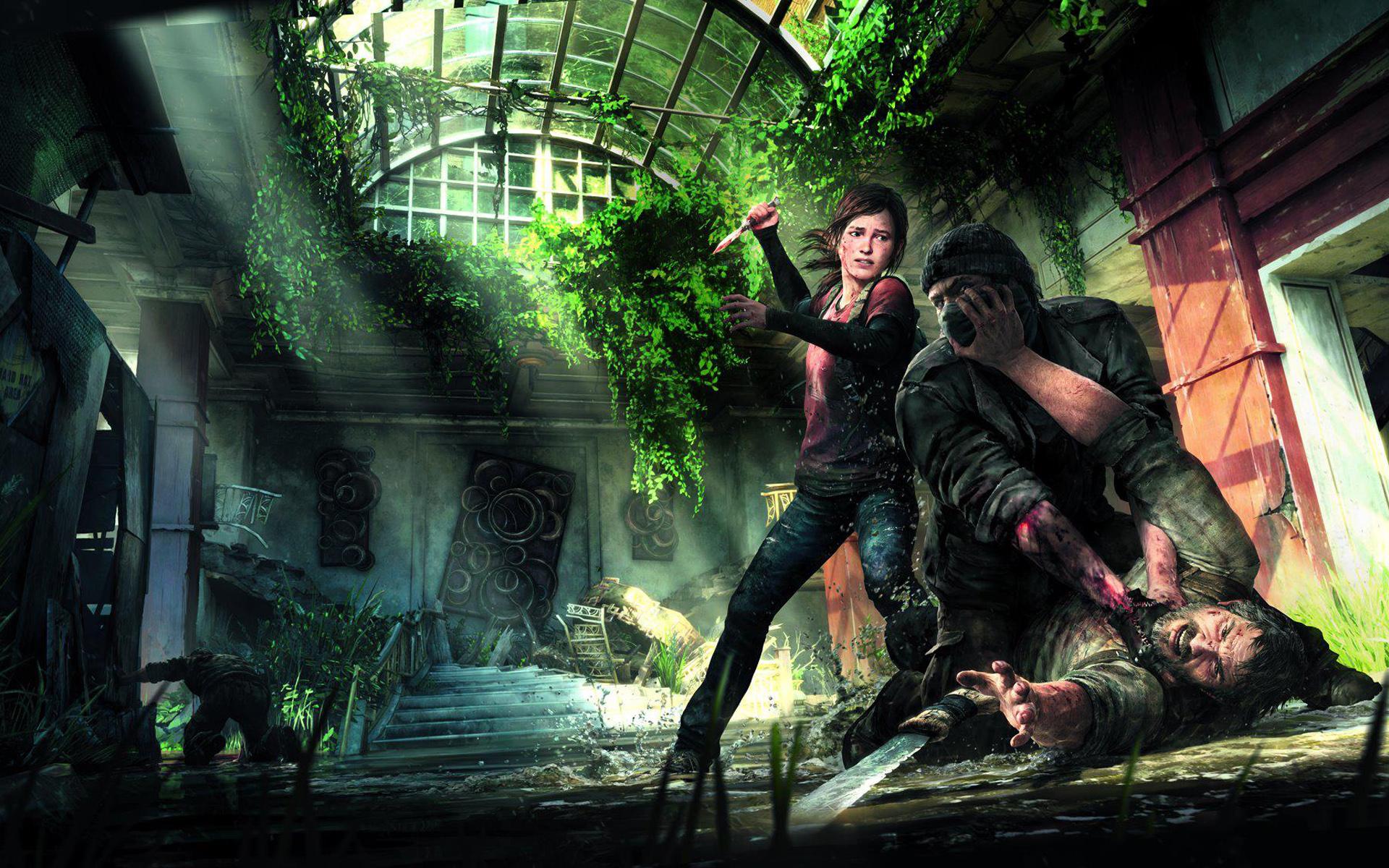 The Last Of Us Wallpapers Hd Sacadas De Gamewallpaperscom
